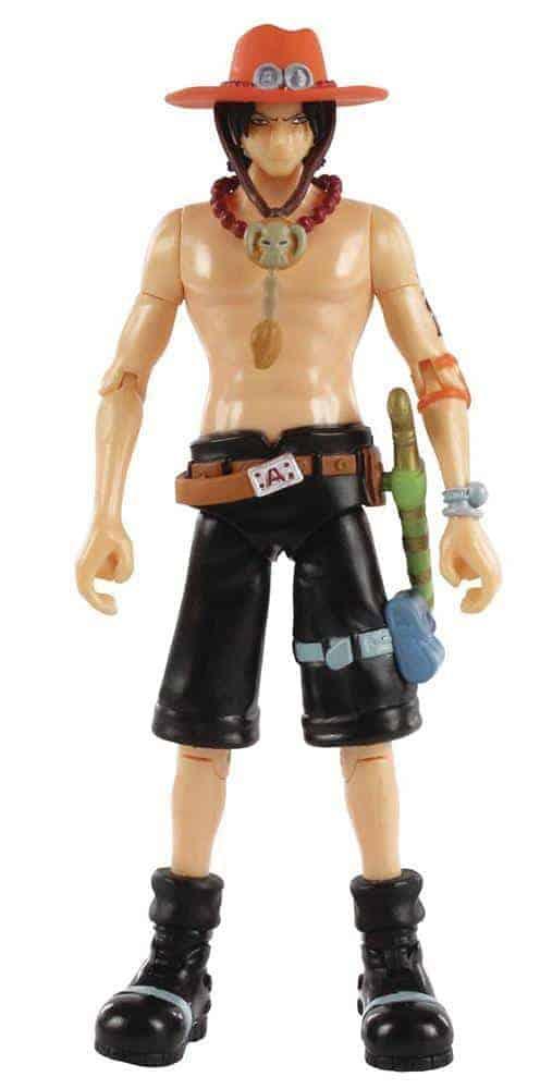 One Piece Ace 4″ Action Figure Action Figures 4