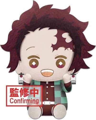Demon Slayer: Kimetsu no Yaiba Tanjiro Kamado Big Plush Anime Plushies
