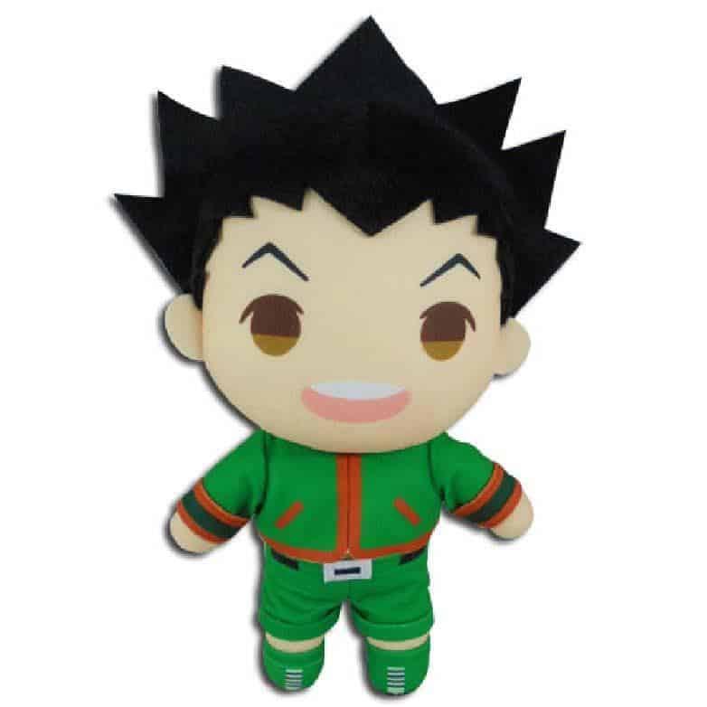Hunter x Hunter Gon Freecss Smiling 8″ Plush Anime Plushies