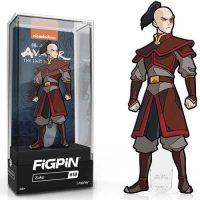 Avatar: The Last Airbender Zuko FiGPiN Classic 3-Inch Enamel Pin Pins