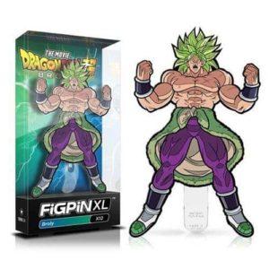 Dragon Ball Super: Broly FiGPiN XL Enamel Pin Pins