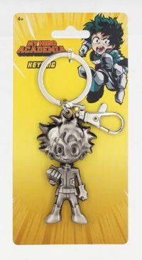 My Hero Academia Deku Figure Pewter Keychain Keychains