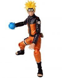 Naruto Anime Heroes Naruto Uzumaki Nine Tails Version Action Figure – 2021 Convention Exclusive Action Figures
