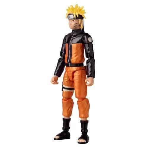 Naruto Anime Heroes Naruto Uzumaki Nine Tails Version Action Figure – 2021 Convention Exclusive Action Figures 2