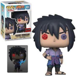 Naruto Sasuke Uchiha Rinnegan Pop! Vinyl Figure – AAA Anime Exclusive Figures