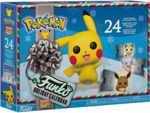 Pokemon Pocket Pop! Holiday Countdown Advent Calendar (2021) Calendars 4