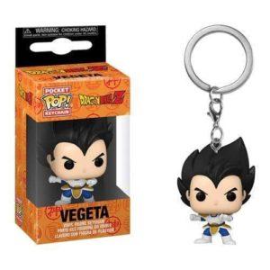 Dragon Ball Z Vegeta Pocket Pop! Keychain Keychains