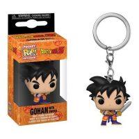 Dragon Ball Z Gohan with Sword Pocket Pop! Keychain Keychains