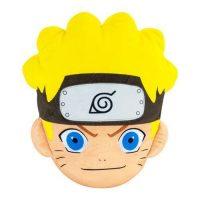 Club Mocchi Mocchi Naruto Uzumaki Face Mega 15″ Plush Anime Plushies