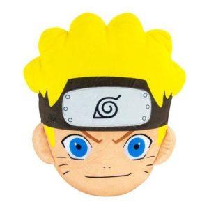 Club Mocchi Mocchi Naruto Uzumaki Face Mega 15″ Plush Plushies