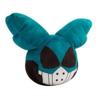 Club Mocchi Mocchi My Hero Academia Deku Mask Mega 15″ Plush Anime Plushies