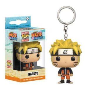 Naruto: Naruto Uzumaki Pocket Pop! Keychain Keychains