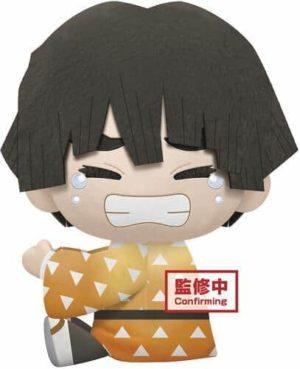 Demon Slayer Zenitsu Agatsuma Crying Super Big Plush Plushies
