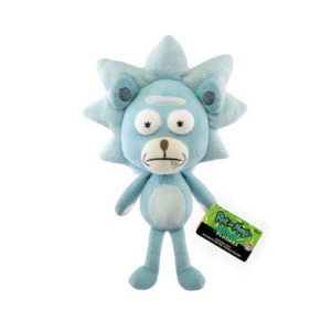 Rick and Morty Teddy Rick Galactic Plushie Anime Plushies 4