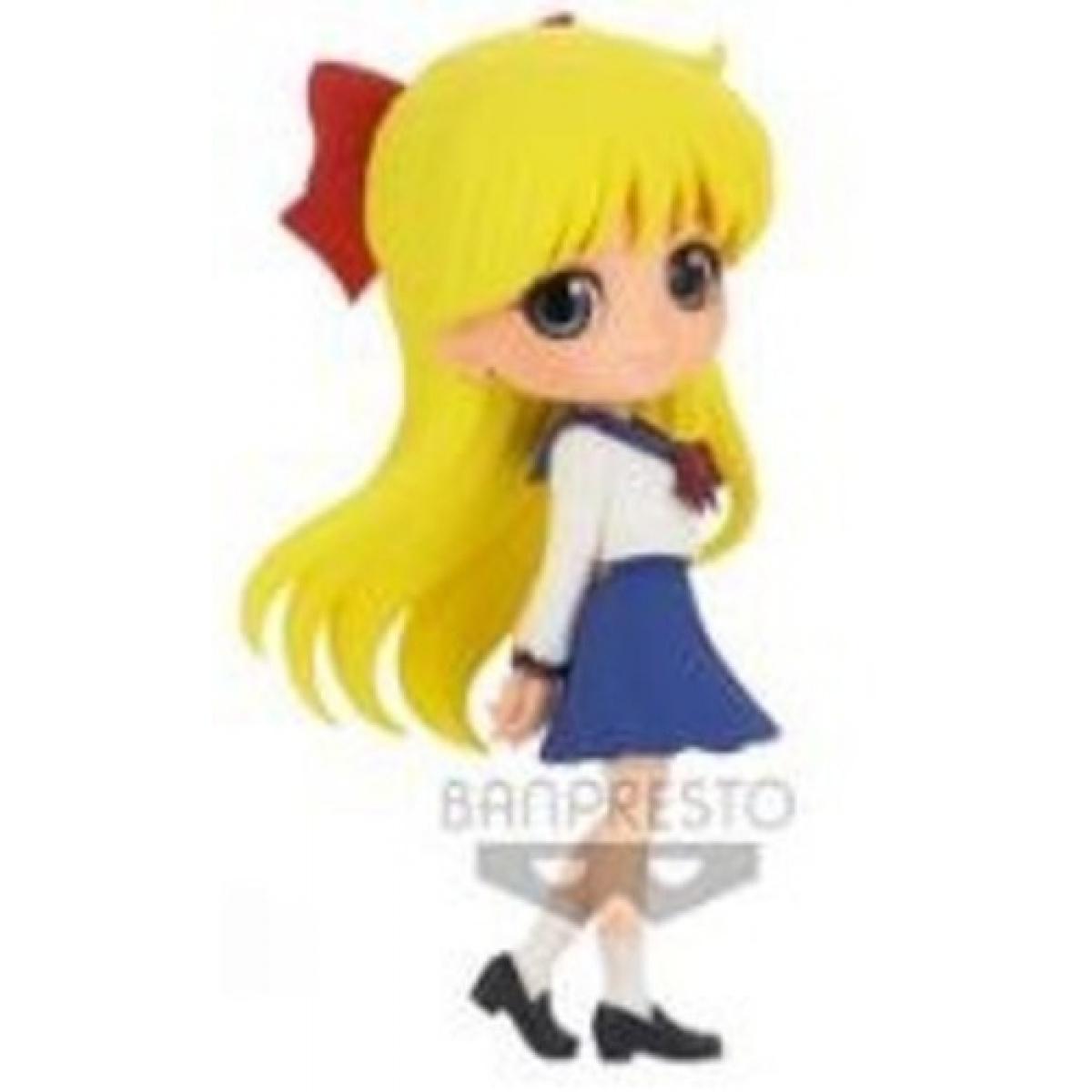 Pretty Guardian Sailor Moon Eternal Q Posket Minako Aino Version A Figures 4