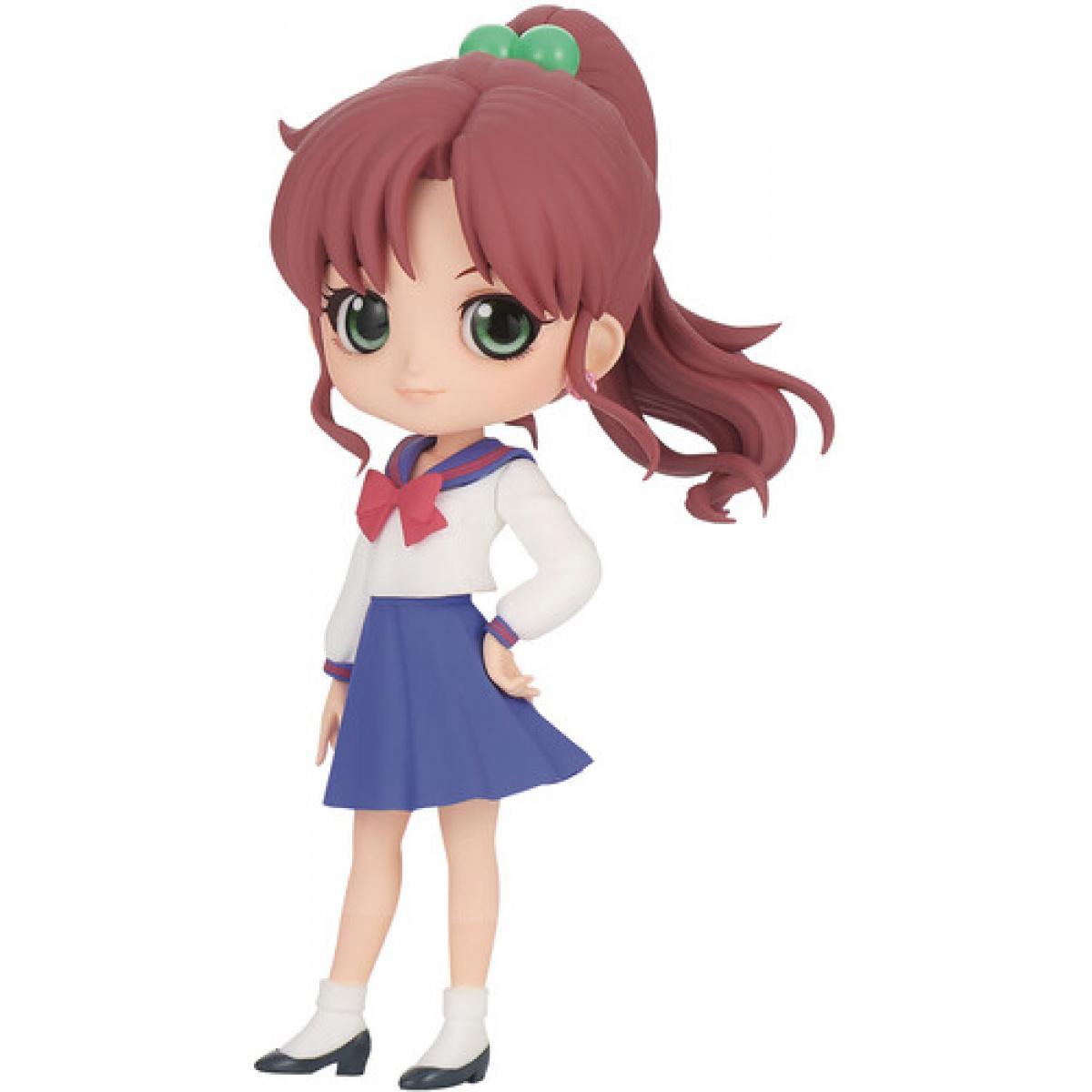 Pretty Guardian Sailor Moon Eternal Q Posket Makoto Kino Version B Figures 4