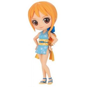 One Piece Q Posket Nami Figure Version B Figures