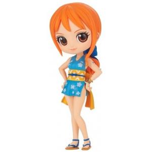 One Piece  Q Posket Nami Figure Version A Figures