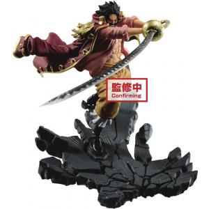 One Piece Manhood Gol D. Roger Figure Version A Figures