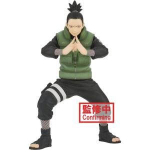 Naruto Shippuden Nara Shikamaru Vibration Stars Statue Figures
