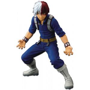 My Hero Academia World Figure Colosseum Modeling Shoto Todoroki The Anime Figures