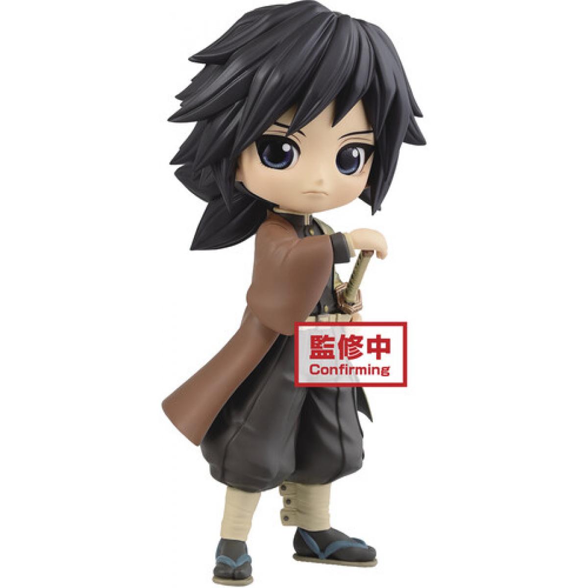 Demon Slayer: Kimetsu no Yaiba Giyu Tomioka Q posket Figure Version A Figures 4