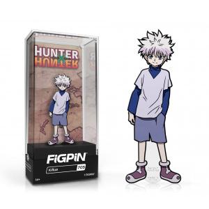Hunter X Hunter Killua Zoldyck FiGPiN Classic Enamel Pin Pins