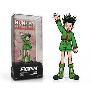 Hunter X Hunter Gon Freecss FiGPiN Classic Enamel Pin Pins