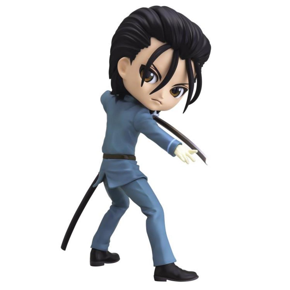 Rurouni Kenshin Q Posket Hajime Saito (Ver.B) Figures 4