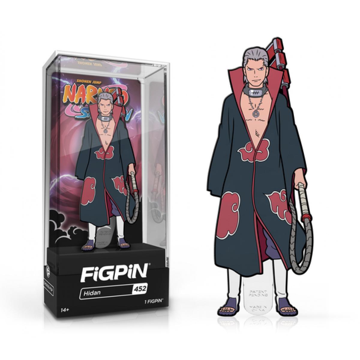 Naruto Shippuden Hidan FiGPiN Classic Enamel Pin Pins 4